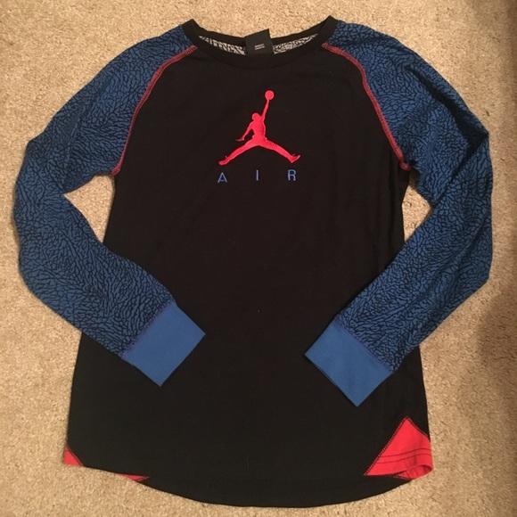4594712954fb4a Jordan Other - Jordan boys long sleeve shirt